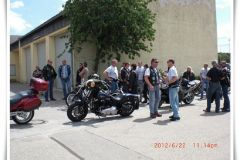 Motorradweihe St. Wolfgang