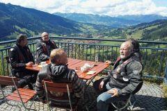Viking Rider Tour ins Allgäu 2018